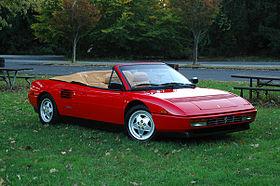 Ferrari Mondial 1980 - 1993 Cabriolet #3