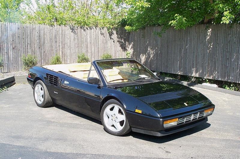 Ferrari Mondial 1980 - 1993 Cabriolet #7