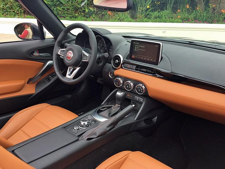 Fiat 124 Spider I 2016 - now Roadster #6