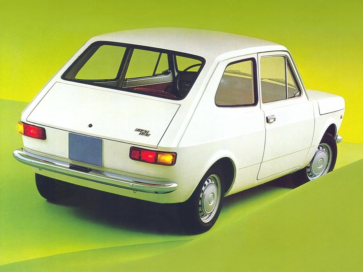 Fiat 127 1971 - 1987 Hatchback 3 door #5