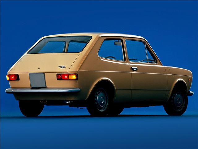 Fiat 127 1971 - 1987 Hatchback 3 door #4