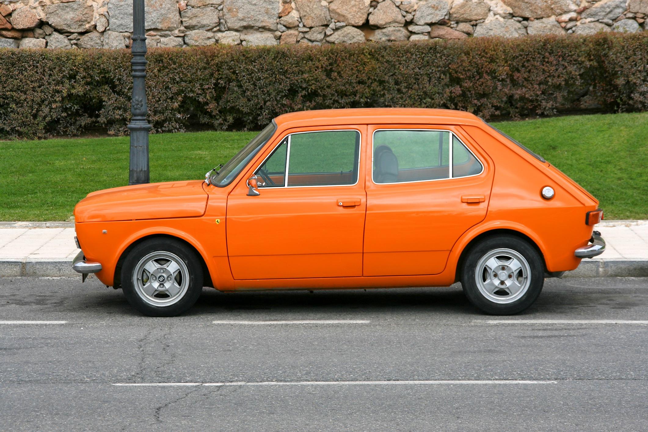Fiat 127 1971 - 1987 Station wagon 3 door #2