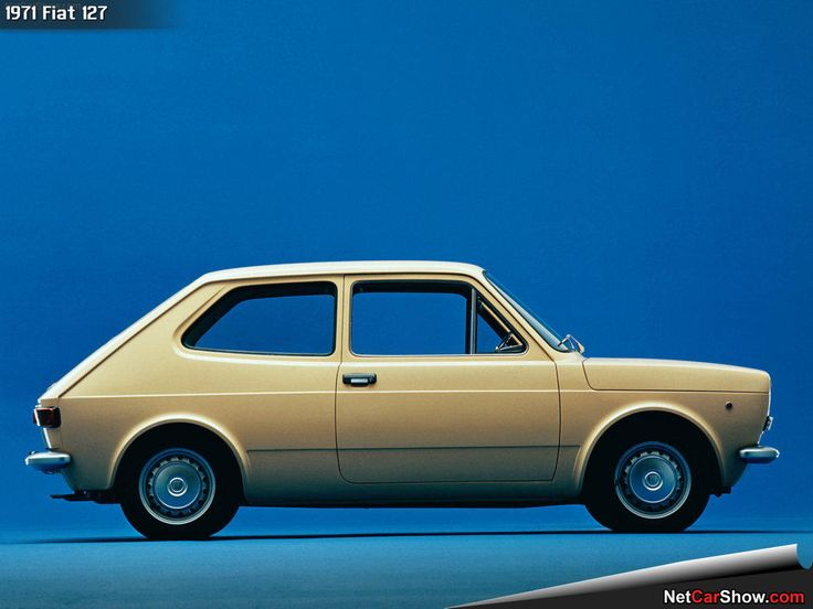 Fiat 127 1971 - 1987 Station wagon 3 door #1