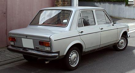 Fiat 128 1969 - 1985 Station wagon 3 door #3