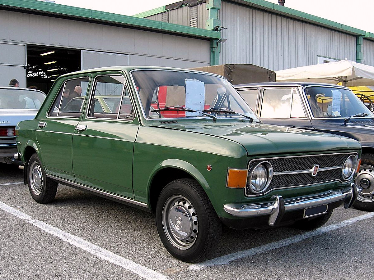 Fiat 128 1969 - 1985 Station wagon 3 door #4