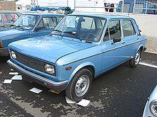 Fiat 128 1969 - 1985 Sedan #4