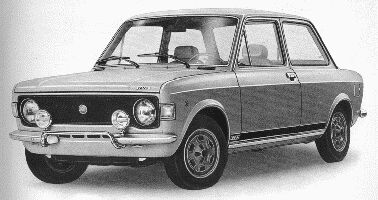 Fiat 128 1969 - 1985 Coupe #1