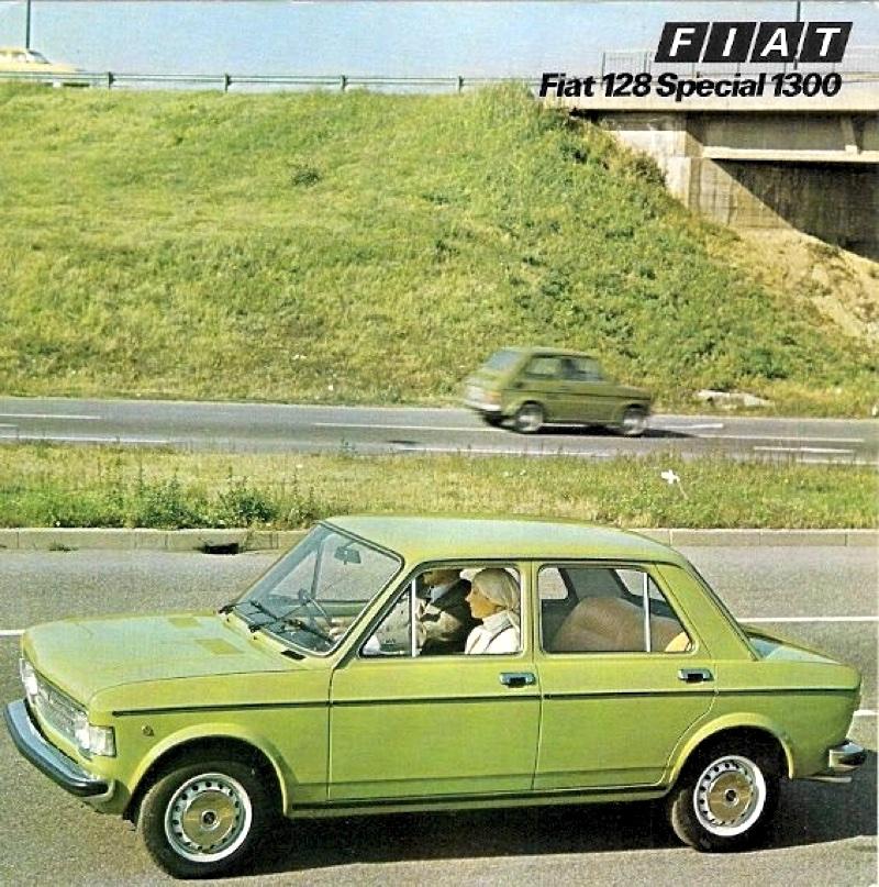 Fiat 128 1969 - 1985 Station wagon 3 door #1