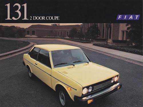 Fiat 131 1975 - 1985 Sedan #7