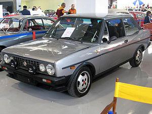 Fiat 131 1975 - 1985 Sedan #8