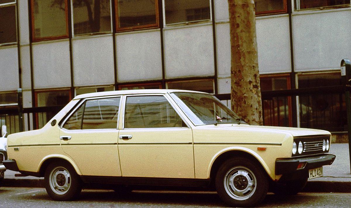 Fiat 131 1975 - 1985 Sedan #6
