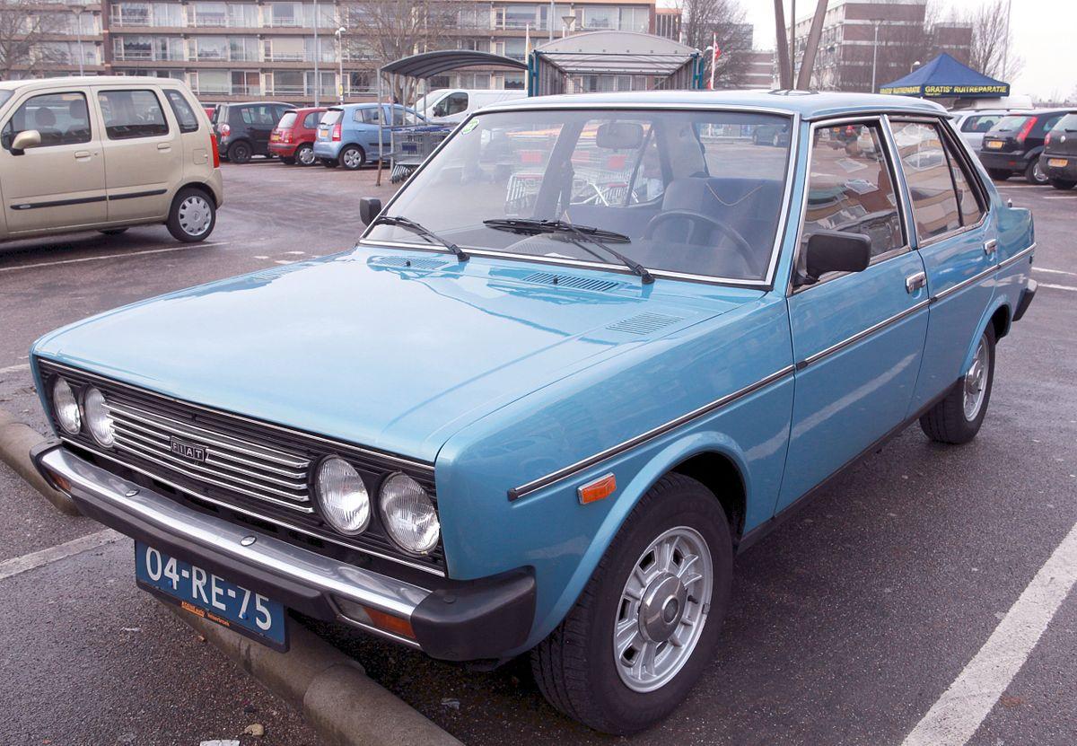 Fiat 131 1975 - 1985 Sedan #5