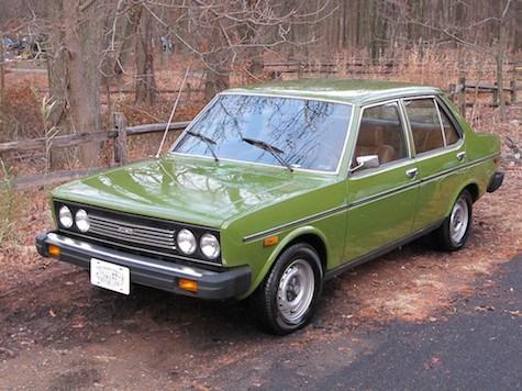 Fiat 131 1975 - 1985 Sedan #1