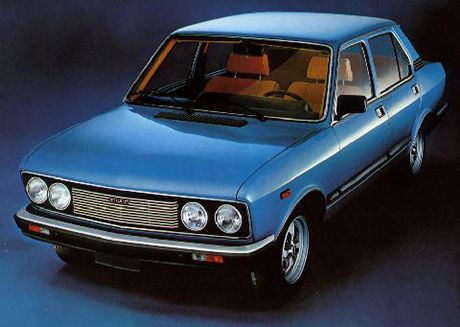 Fiat 132 1972 - 1982 Sedan #5