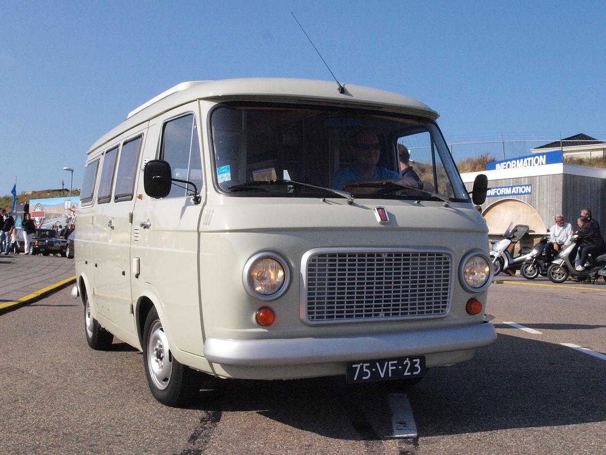 Fiat 238 1966 - 1982 Minivan #4