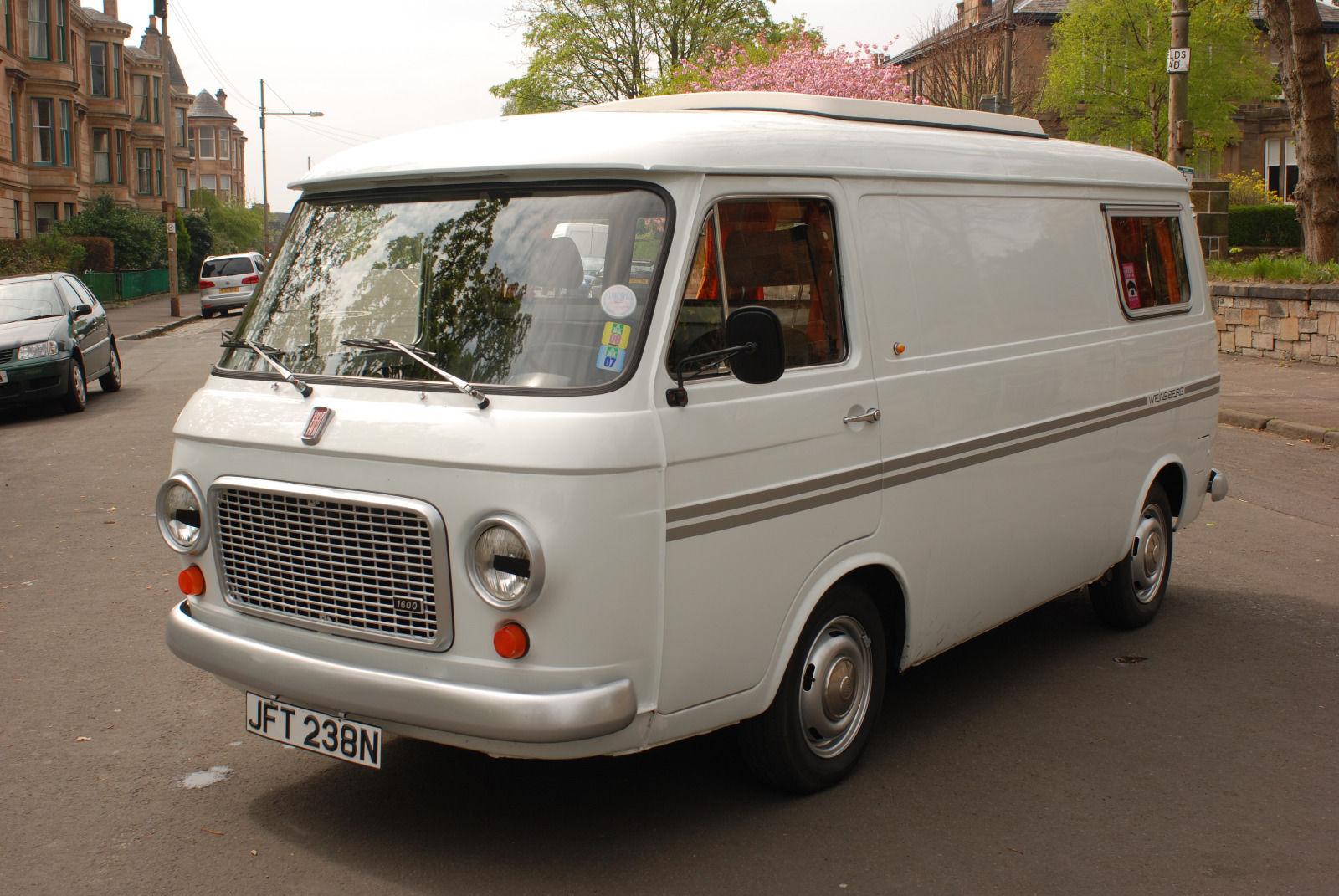Fiat 238 1966 - 1982 Minivan #7