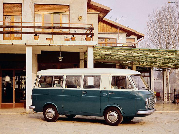 Fiat 238 1966 - 1982 Minivan #2