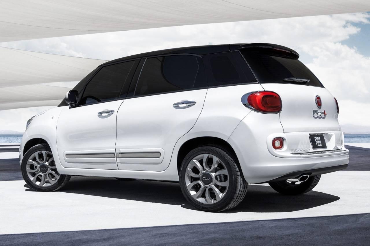 Fiat 500X 2014 - now SUV 5 door #6