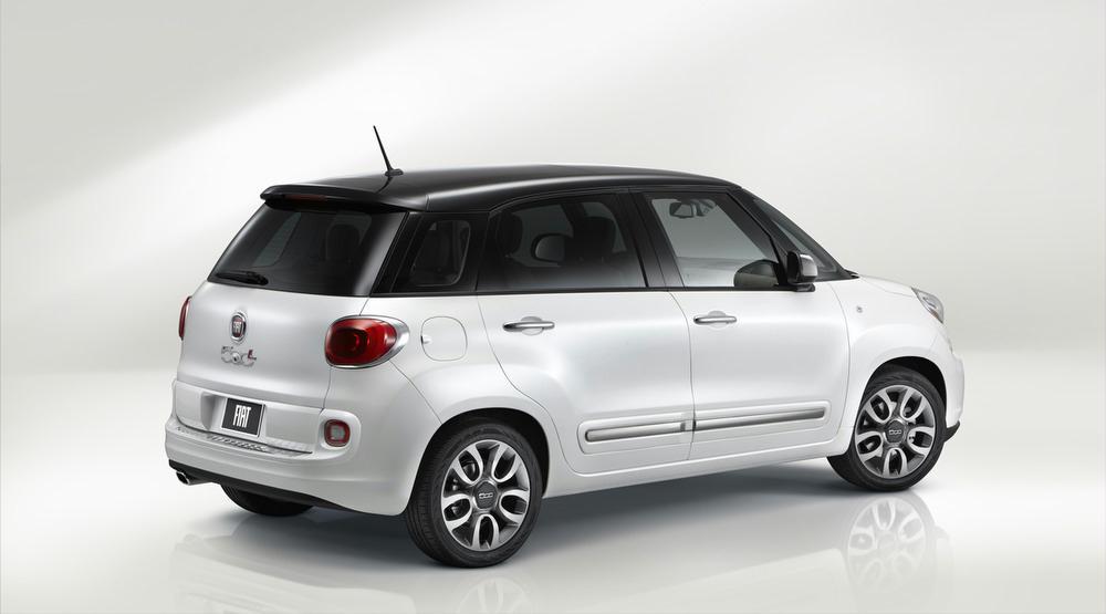 Fiat 500X 2014 - now SUV 5 door #8