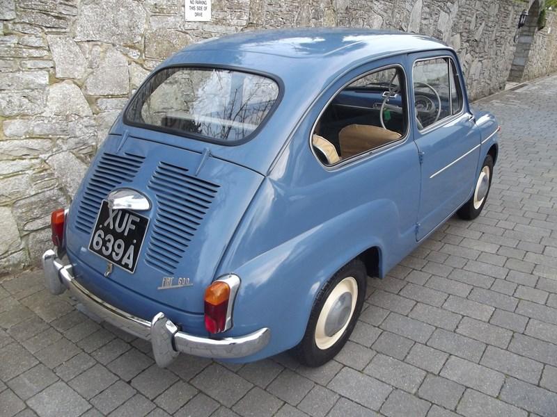 Fiat 600 2006 - 2010 Hatchback 3 door #1