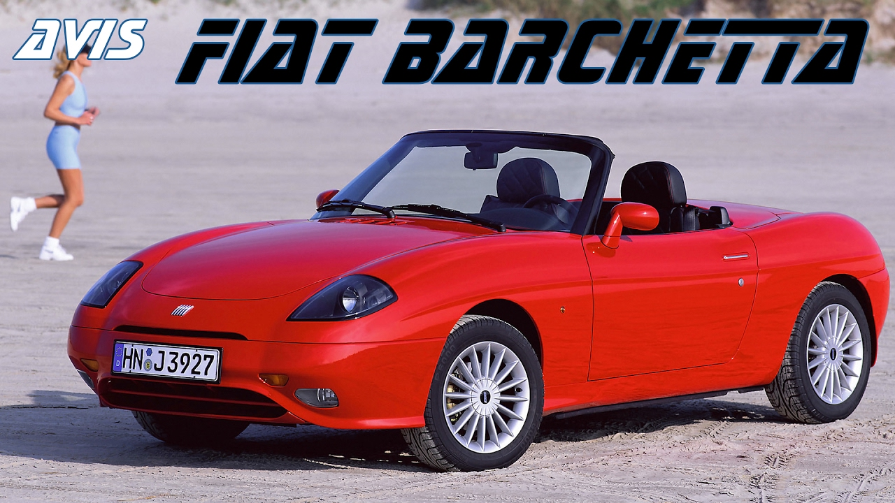 Fiat Barchetta I Restyling 2003 - 2005 Cabriolet #7