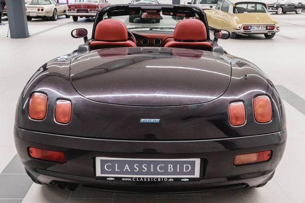 Fiat Barchetta I Restyling 2003 - 2005 Cabriolet #1