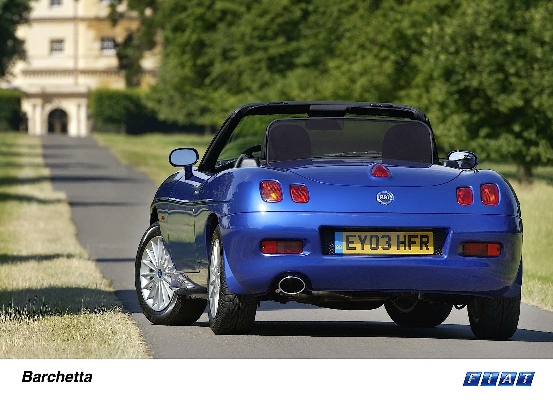 Fiat Barchetta I Restyling 2003 - 2005 Cabriolet #4