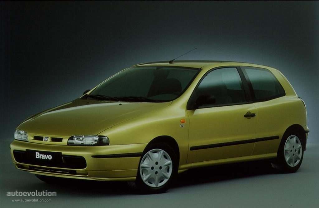 Fiat Brava 1995 - 2001 Hatchback 5 door #1