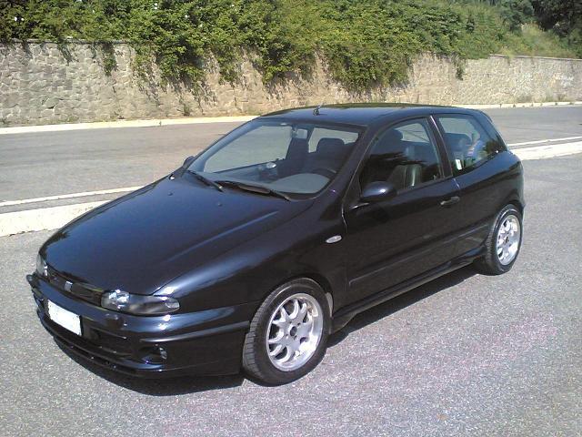Fiat Bravo I 1995 - 2001 Hatchback 3 door #8