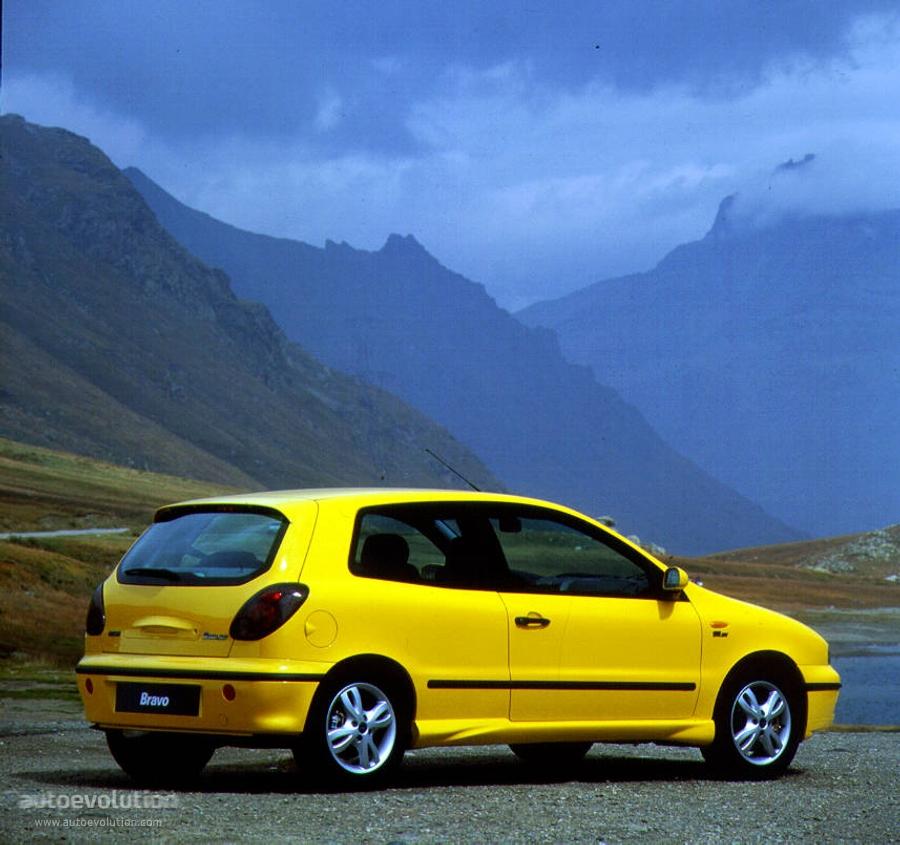 Fiat Bravo I 1995 - 2001 Hatchback 3 door #3