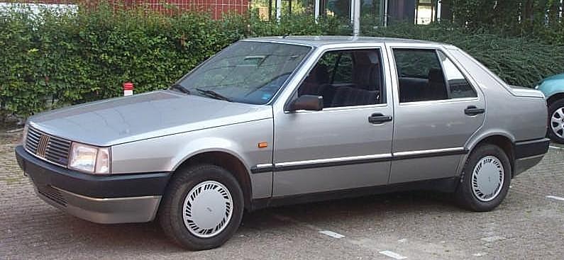 Fiat Croma I 1985 - 1996 Liftback #1