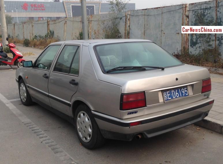 Fiat Croma I 1985 - 1996 Liftback #3