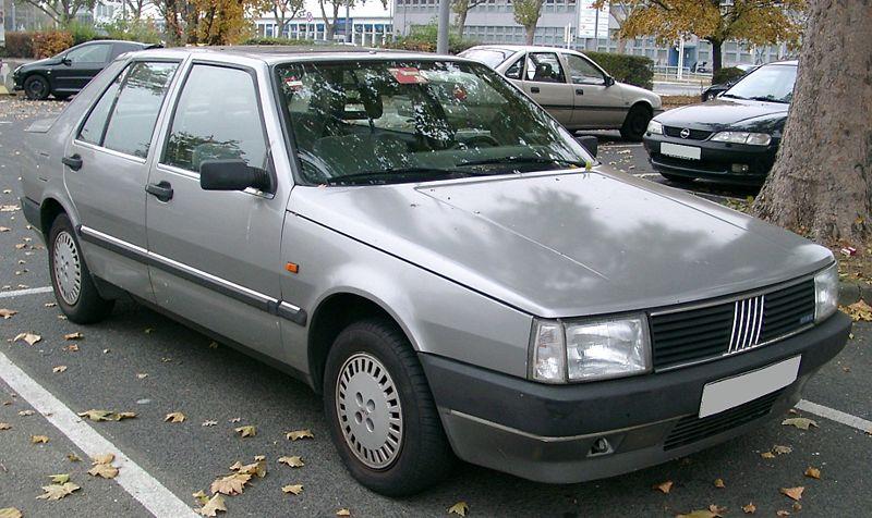 Fiat Croma I 1985 - 1996 Liftback #7