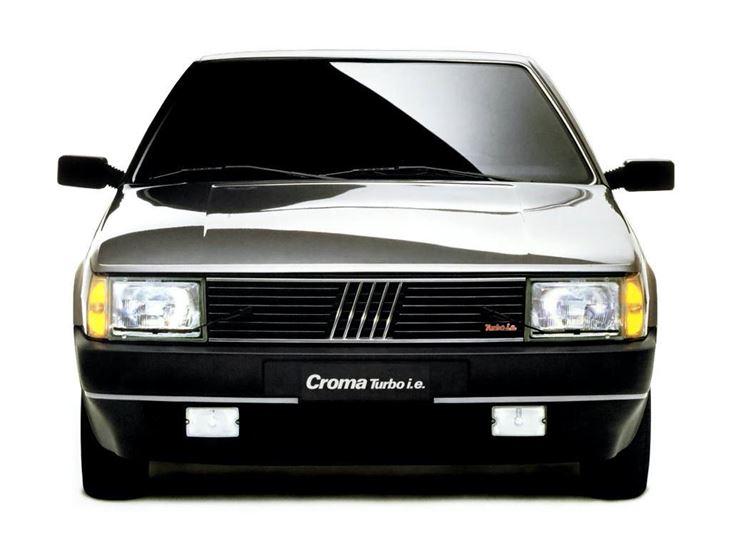 Fiat Croma I 1985 - 1996 Liftback #4