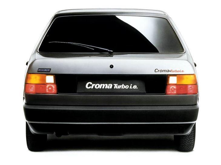 Fiat Croma I 1985 - 1996 Liftback #6