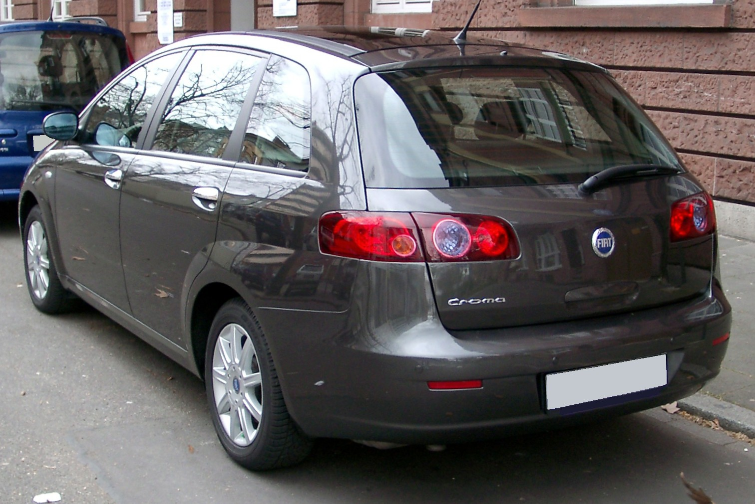 Fiat Croma II Restyling 2008 - 2010 Station wagon 5 door #5