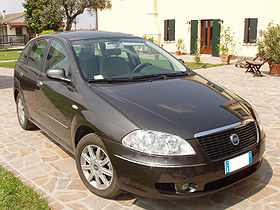 Fiat Croma II Restyling 2008 - 2010 Station wagon 5 door #4