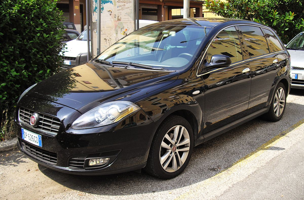 Fiat Croma II Restyling 2008 - 2010 Station wagon 5 door #8