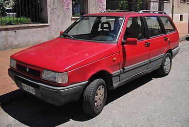 Fiat Duna 1987 - 2000 Station wagon 5 door #3