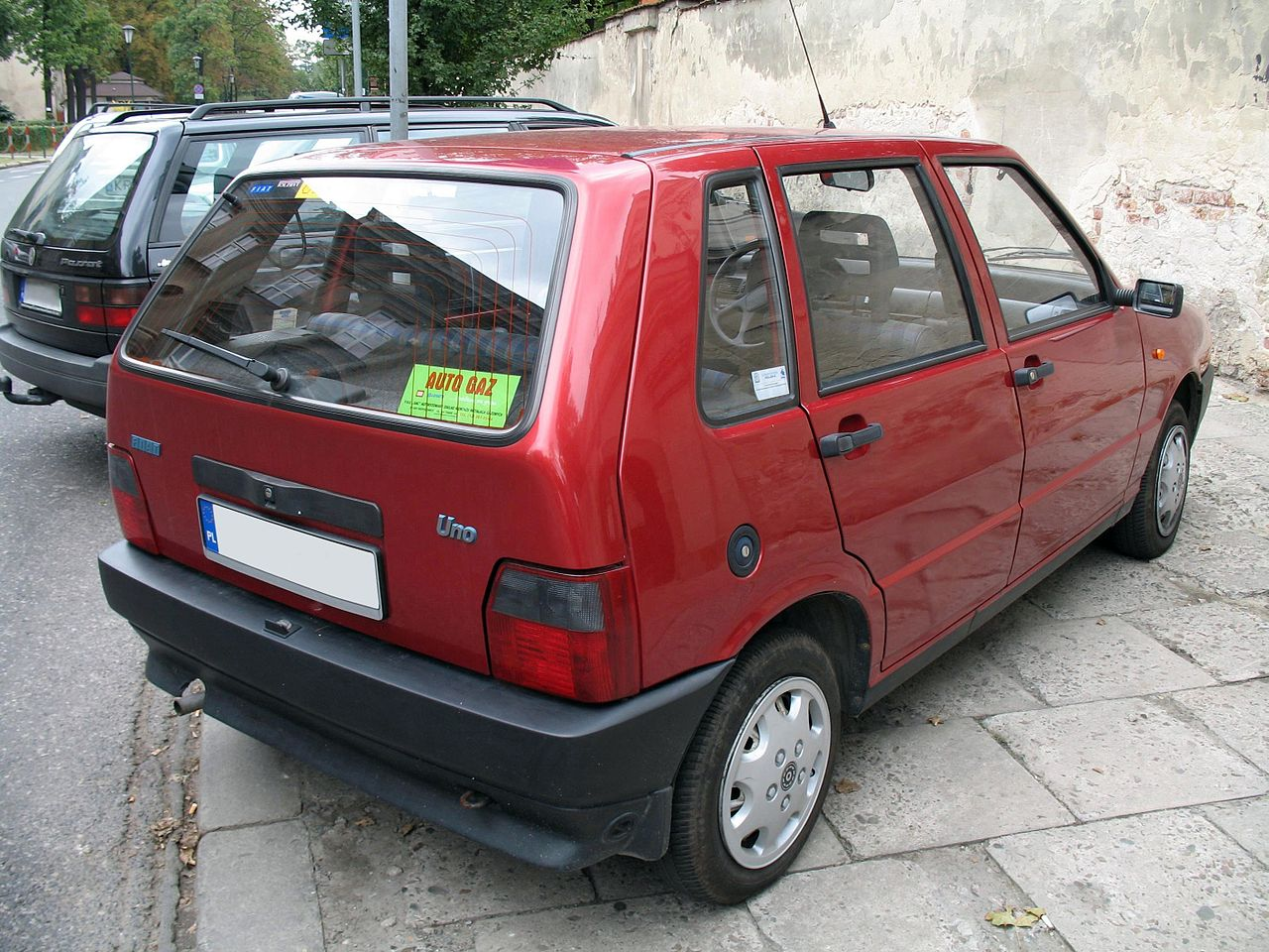 Fiat Uno I Restyling 1989 - 2002 Hatchback 3 door #4