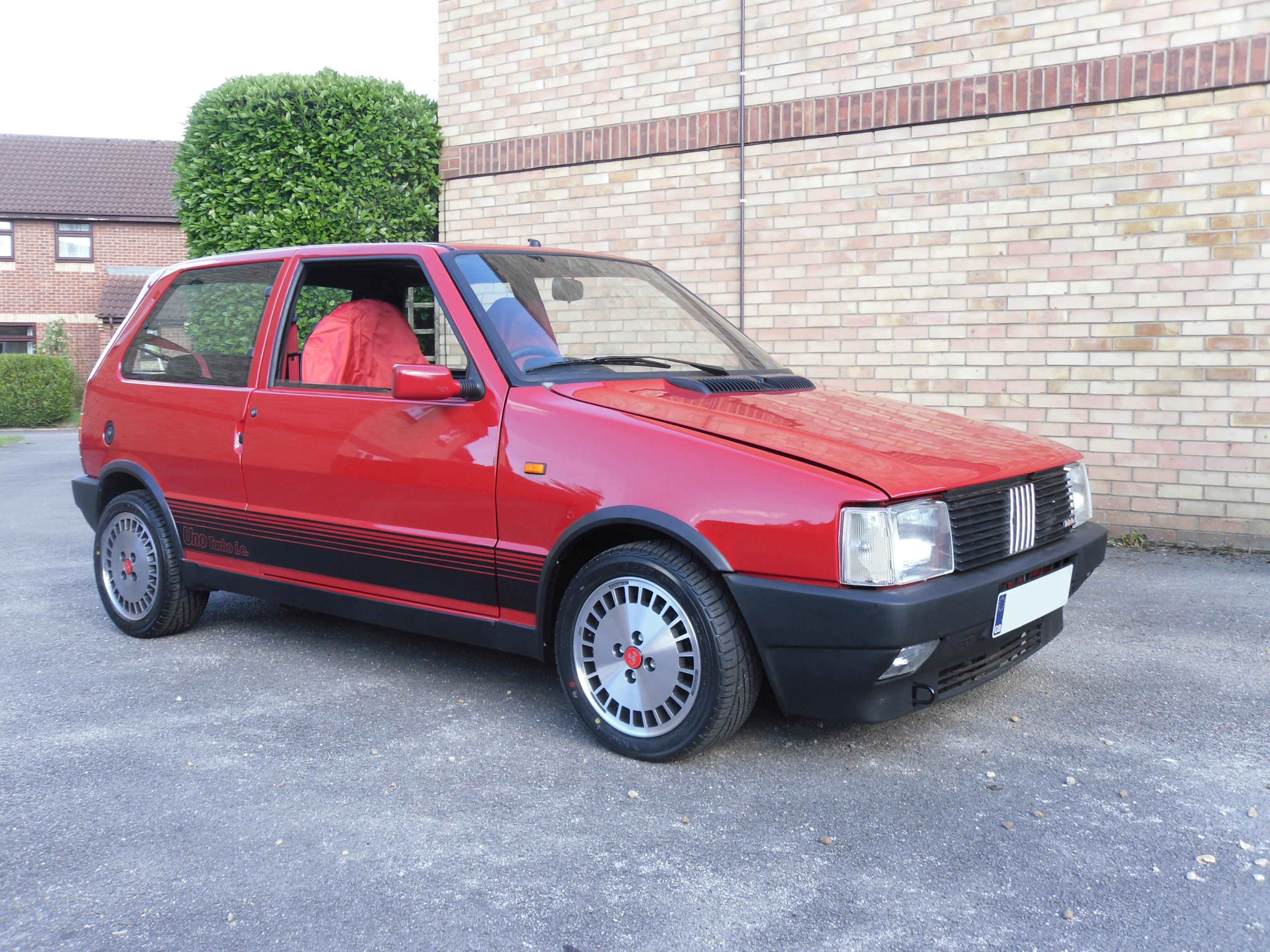Fiat Uno I Restyling 1989 - 2002 Hatchback 3 door #3