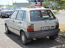 Fiat Duna 1987 - 2000 Station wagon 5 door #6
