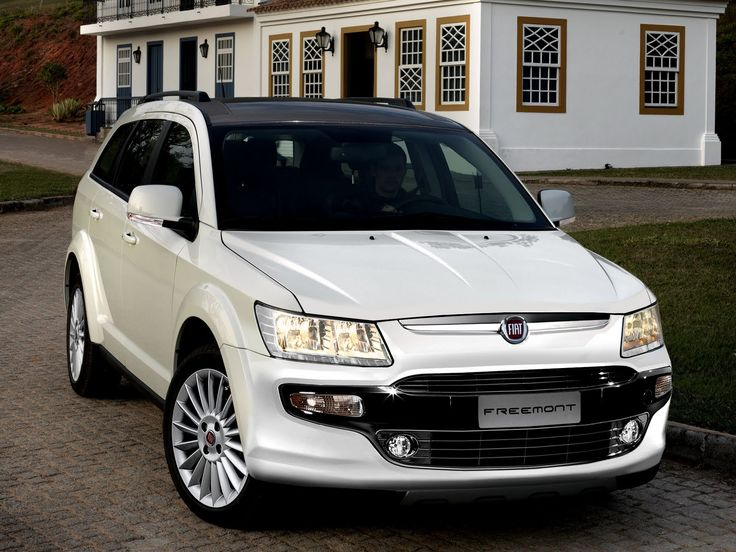 Fiat Freemont 2011 - 2016 Station wagon 5 door #6
