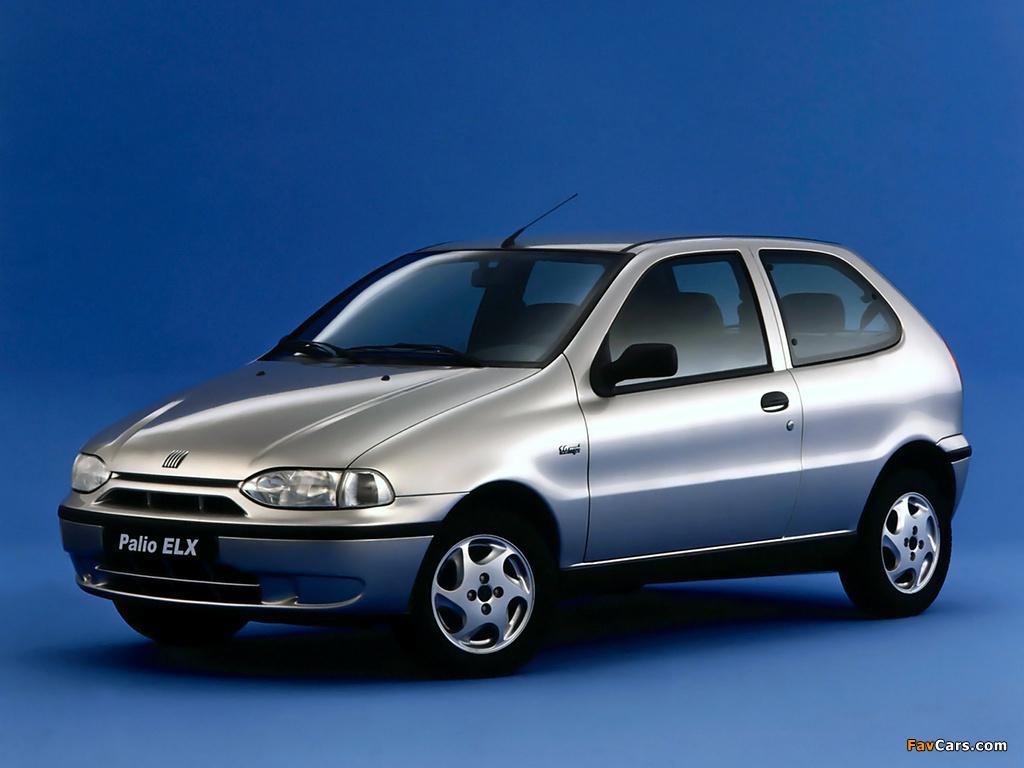 Fiat Palio I 1996 - 2001 Hatchback 3 door #4