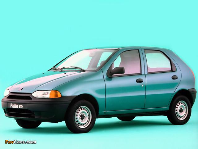 Fiat Palio I 1996 - 2001 Hatchback 3 door #5