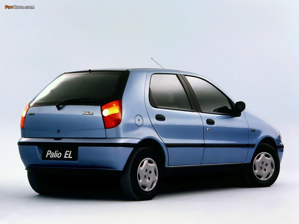 Fiat Palio I 1996 - 2001 Hatchback 3 door #3