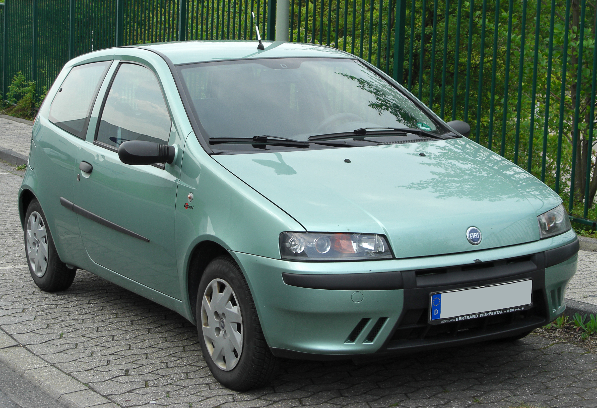 Fiat Punto II 1999 - 2003 Hatchback 3 door #5