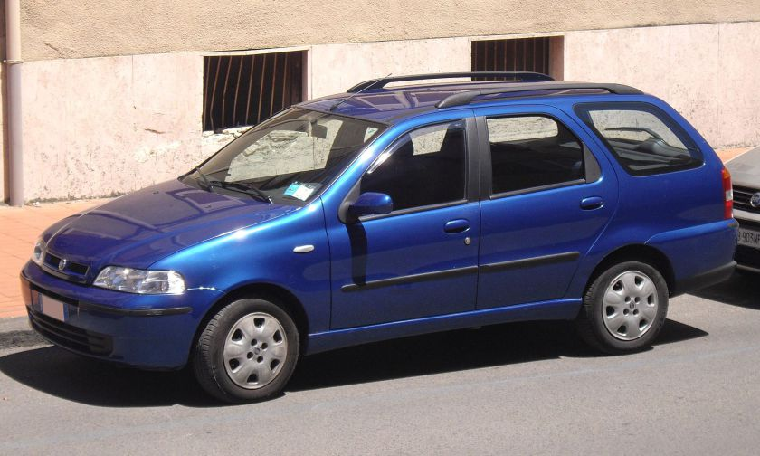 Fiat Palio I Restyling 2001 - 2004 Station wagon 5 door #6