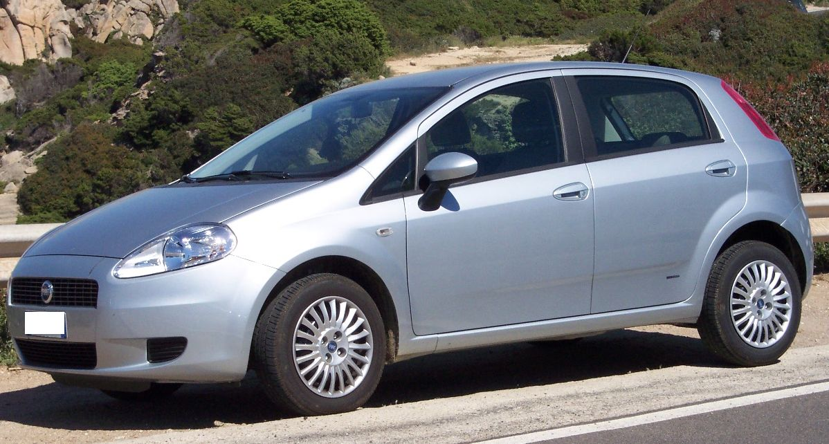 Fiat Punto II Restyling 2003 - 2007 Hatchback 5 door #6