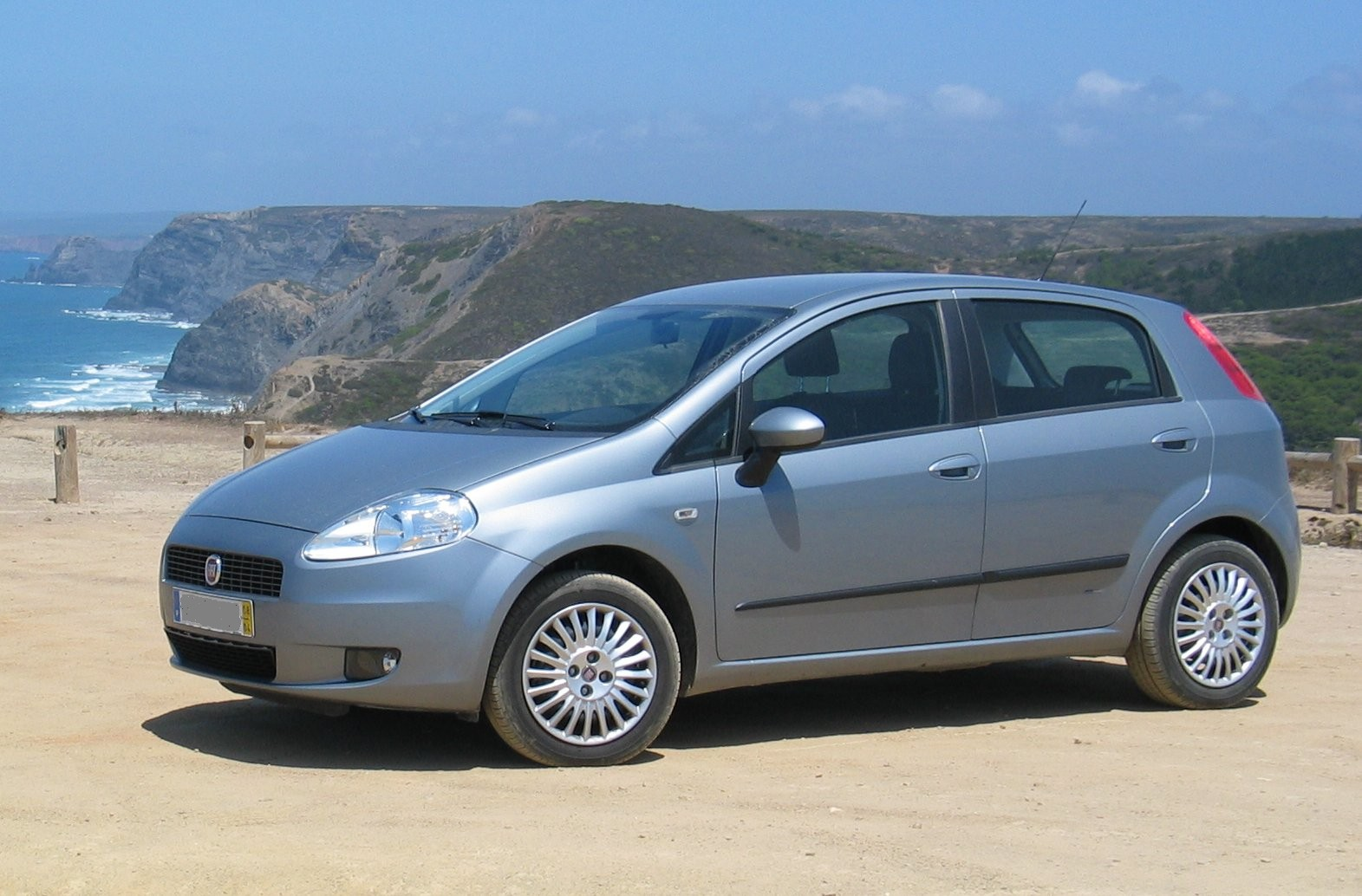 Fiat Punto II Restyling 2003 - 2007 Hatchback 5 door #7